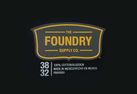The Foundry Co Label